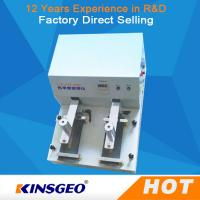 Quality Electronic Rubbing Fastness Testing Machine / Rubbing Fastness Tester For Fabric Textile wholesale