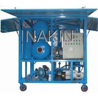 Quality ZYD Series Double-stage vacuum transformer oil purifier,oil regeneration,oil filtering wholesale