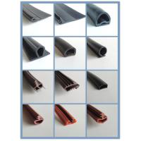 Quality Acid Resistant EPDM Rubber Extrusion For Water System , Custom Rubber Extrusions wholesale