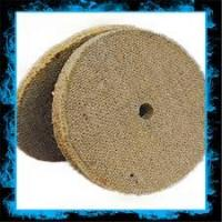 "Cheap Where to Buy Buffing Wheels sisal(only) polishing wheel 12"" (1/2"" thick) for sale"