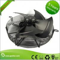 Quality Small 220V Industrial Extractor Fan For Eshaust Ventilation Sheet Steel Material wholesale