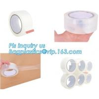 Quality High Adhesive 48mm*100Y Hot Product Clear Bopp Tape,BOPP parcel packing tape for carton sealing,carton sealing tapes pac wholesale
