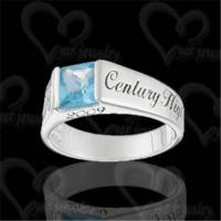 Quality Personalized class ring for fashion wholesale