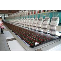 Quality Commercial Large Scale Computerized Embroidery Machine Advanced Technology wholesale
