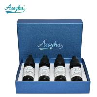 Quality Daily Flavor Organic Essential Oils Wellness Set Room Freshener Use 10ml*4 wholesale