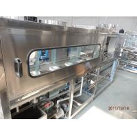 China Compact Industrial Drinking Water Filling Machine / Water Bottling Machine on sale