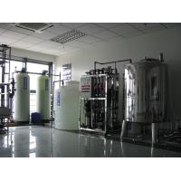Quality 50T/H with water resin softener demineralization plant wholesale