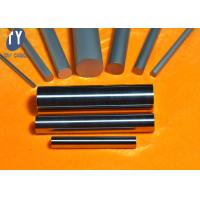 Cheap 100% Raw Material Cemented Carbide Rods For Machining Steel 3-32mm Diameter for sale