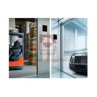 Quality Freight elevator car decoration with large space and safety quality wholesale