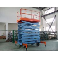 9 Meters Hydraulic Mobile Scissor Lift with 500Kg Loading Capacity