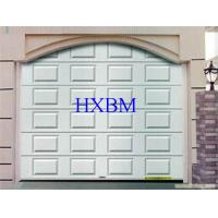 China Reliable Balance System Roller Shutter Garage Doors With Flexible Rollers on sale