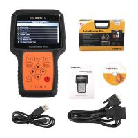 Quality ABS Airbag Reset Tool  Foxwell NT624 AutoMaster Pro  All Systems Scanner Engine Transmission wholesale