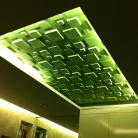 Cheap Soundproof 3d Ceiling Panel Artifical Stone Wall Alternative wall Coverings for for sale