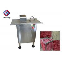 China Food Sausage Tying Machine Commercial Sausage Production Equipment 100KG Net Weight on sale