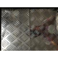 Quality Aluminum Alloy Diamond Checker Plate Light Weight With Good Forming Performance wholesale