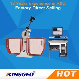 Quality Precision Plastic Testing Equipment , Plastic Pipe Hydrostatic Pressure Testing Machine wholesale