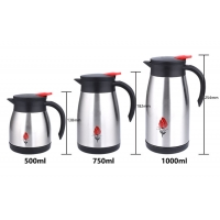 Quality BSCI Stainless Steel Percolator Coffee Pot wholesale