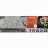 Quality Barbecue grill stone, ideal for parties and family fun  wholesale