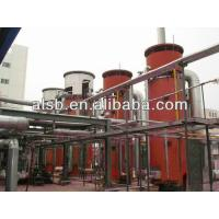 Quality  Thermal Oil Boiler of High Temperature Electric Wood Fired 30 - 1050kw  wholesale