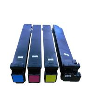 China Konica Minolta TN214KYMC Compatible Color Toner Cartridge for Copier bizhub c200/c203/ 253 on sale