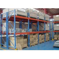 Buy cheap Multi Level Industrial Heavy Duty Storage Racks For Warehouse Storage product