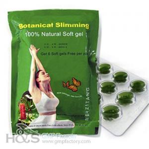 Quality Herbal Slimming Capsule, Meizitang Botanical slimming capsule wholesale