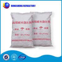 Quality High Alumina Content Refractory Castable wholesale