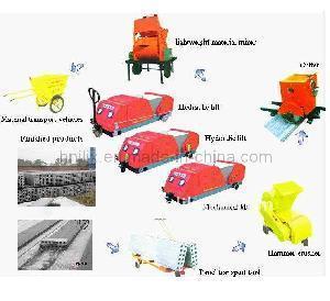 China Precast Concrete Lightweight Wall Panel Machine on sale
