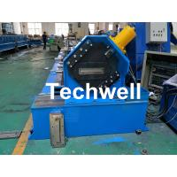 Quality 150 / 300mm Cable Tray Cold Roll Forming Machine With GI , Carbon Steel Raw Material wholesale