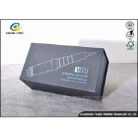 China Luxury Printed Pen Packaging Box , Double Wall Cardboard Boxes Customized Logo on sale