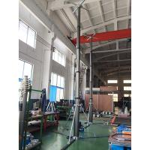 China 6.5m Heavy Duty Pneumatic Telescopic Masts-Lighting Telescopic Mast-PHT-70105065 on sale