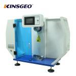 Quality 80KG Ac220v ±10% 50hz Plastic Rubber Izod Plastic Impact Testing Machine with ASTM256 Certicated wholesale