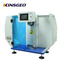 Quality Digital Izod Plastic Testing Machine 25j 50j 80kg With Big Energy Range wholesale