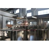 China Water Bottle Filling Capping And Labeling Machine Small Capacity on sale