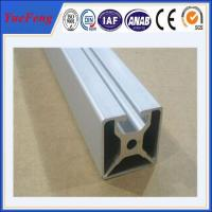 China Produce cylinder aluminum extrusion h section aluminium extrusion on sale
