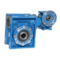 Quality Compact Lightweight NMRV Worm Gearbox Adapt for IEC / NEMA And SERVO wholesale