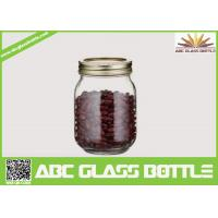 Quality Clear mason jars canning jars 500ml wholesale