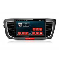 Quality Quad / Octa Core HONDA Navigation System , GPS Navigation System WIFI For Android IOS wholesale