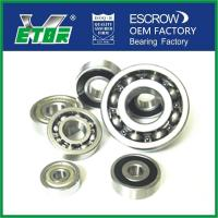 Quality Angular Contact Thrust Bearing 7219 , Radial Ball Bearing For Electric Motors wholesale
