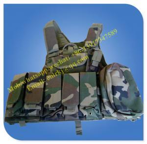 Quality multi pocket military tactical vest bulletproof vest safety vest security vest wholesale