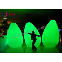 Quality LED Color Lights Inflatable Lighting Decoration Trade Shows Air Blown Pillar wholesale
