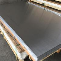 Buy cheap 7050 Industrial Aircraft Aluminum Plate Exfoliation Resistance 0 . 3 - 300MM from wholesalers