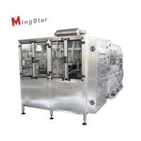 Quality Stable High Efficiency 5 Gallon Water Filling Machine Washing And Capping wholesale