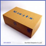 Quality Custom Printing Kraft Paper Shoe Box wholesale