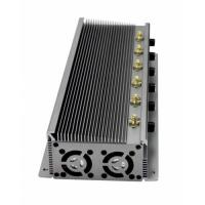 Quality 6 Antennas Radio Signal Jammer , CDMA 2G 3G 4G Wifi Signal Jammer Device wholesale