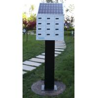 Free Solar Phone Charging Station Trade Exhibition Automated Charging Machines