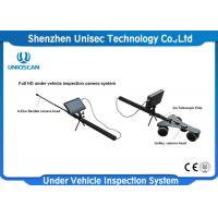Quality 1080P FULL HD 7' Under Vehicle Inspection Camera , Security Check Car Inspection Mirror wholesale