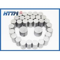 China Cylinder Tungsten Carbide Plate with 10% cobalt content , TRS 3300 - 3500 MPa on sale