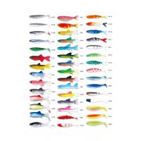 Buy cheap Plastic high quality  fishing soft lures  Worm product