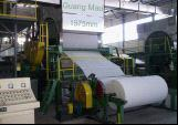 1575mm GuangMao High Quality Toilet Paper Making Machine